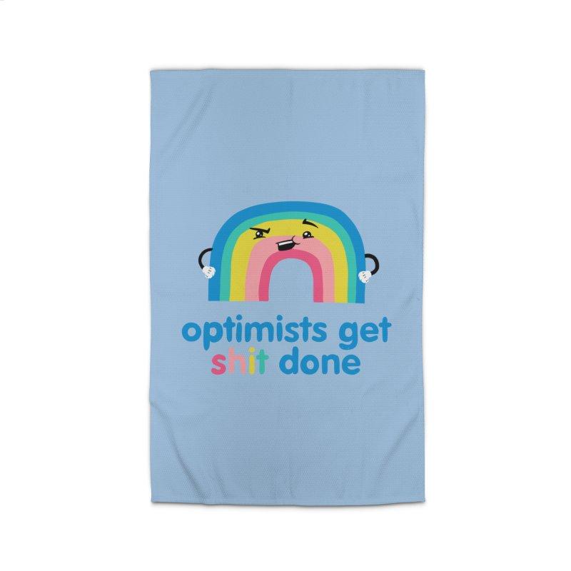 Optimists Home Rug by Jake Giddens' Shop