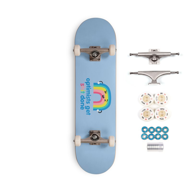 Optimists Accessories Complete - Premium Skateboard by Jake Giddens' Shop