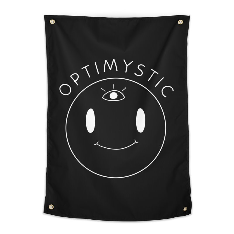 Optimystic Home Tapestry by Jake Giddens' Shop