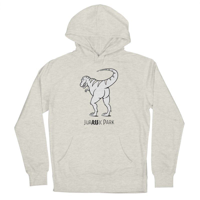JurASSic Park Women's French Terry Pullover Hoody by Jake Giddens' Shop