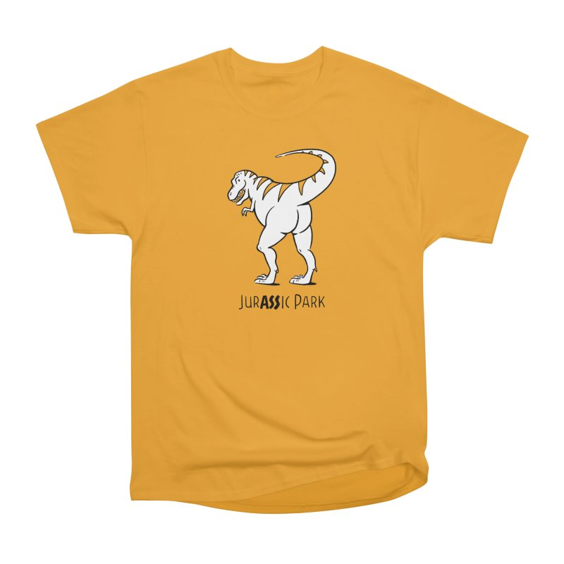 JurASSic Park Men's Heavyweight T-Shirt by Jake Giddens' Shop