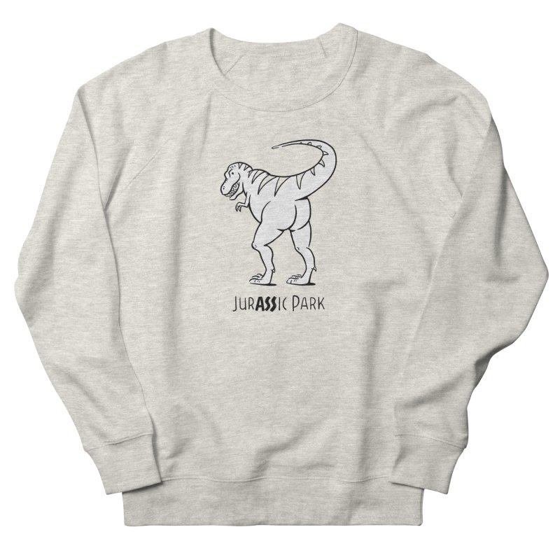 JurASSic Park Women's French Terry Sweatshirt by Jake Giddens' Shop