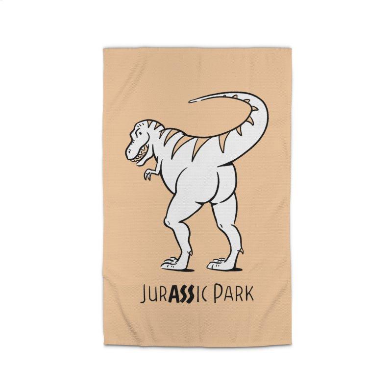 JurASSic Park Home Rug by Jake Giddens' Shop