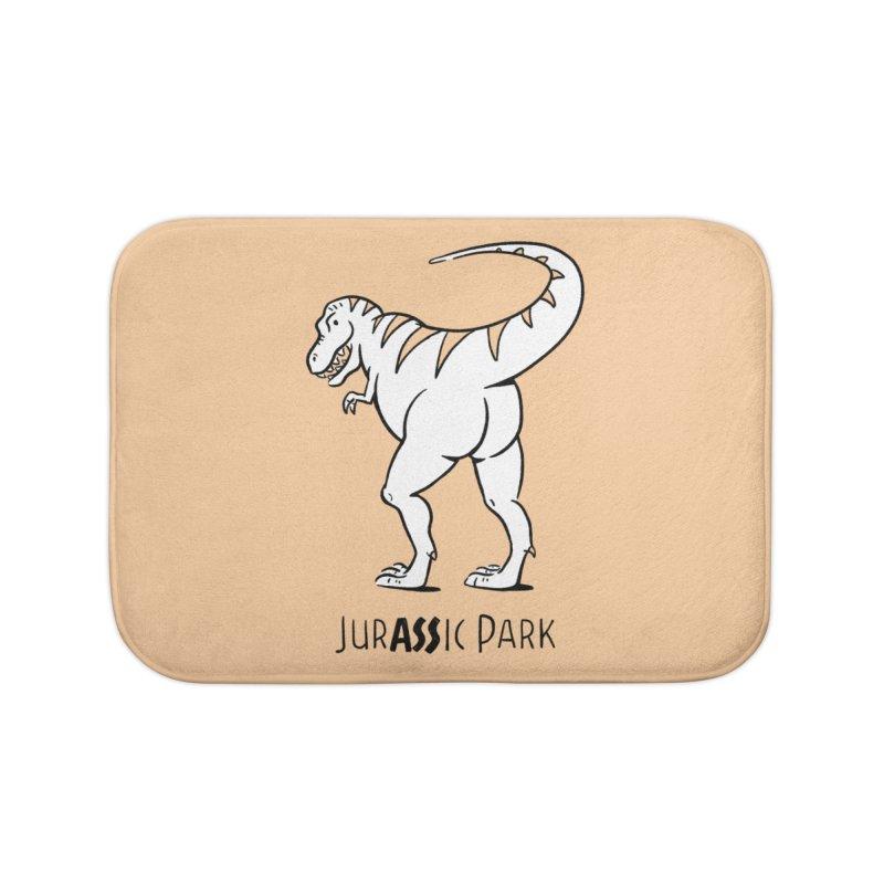 JurASSic Park Home Bath Mat by Jake Giddens' Shop