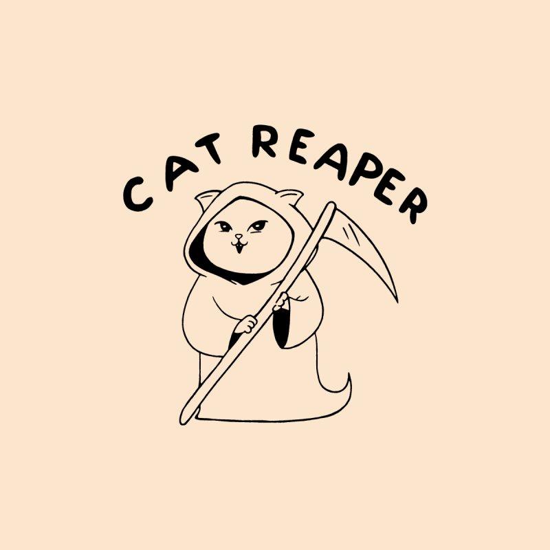 Cat Reaper Women's T-Shirt by Jake Giddens' Shop