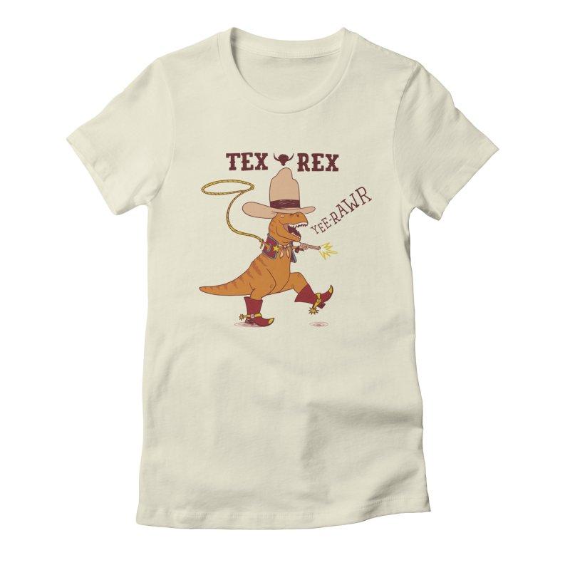 Tex Rex Women's T-Shirt by Jake Giddens' Shop