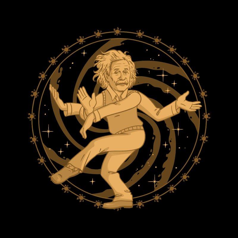 Einstein's Cosmic Dance Women's T-Shirt by Jake Giddens' Shop
