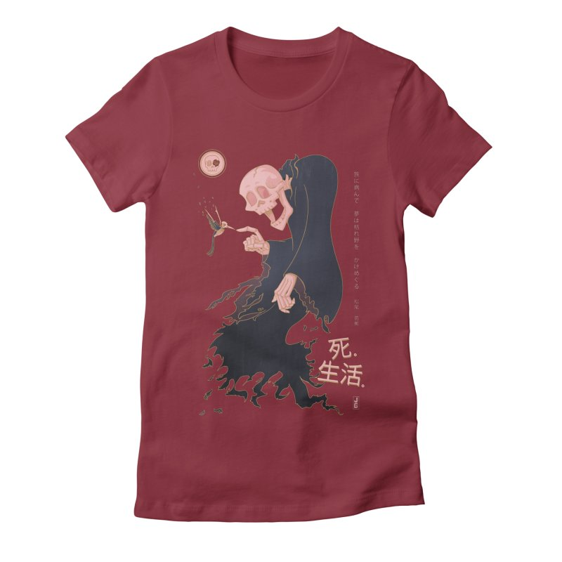 Life and Death Women's T-Shirt by Jake Giddens' Shop