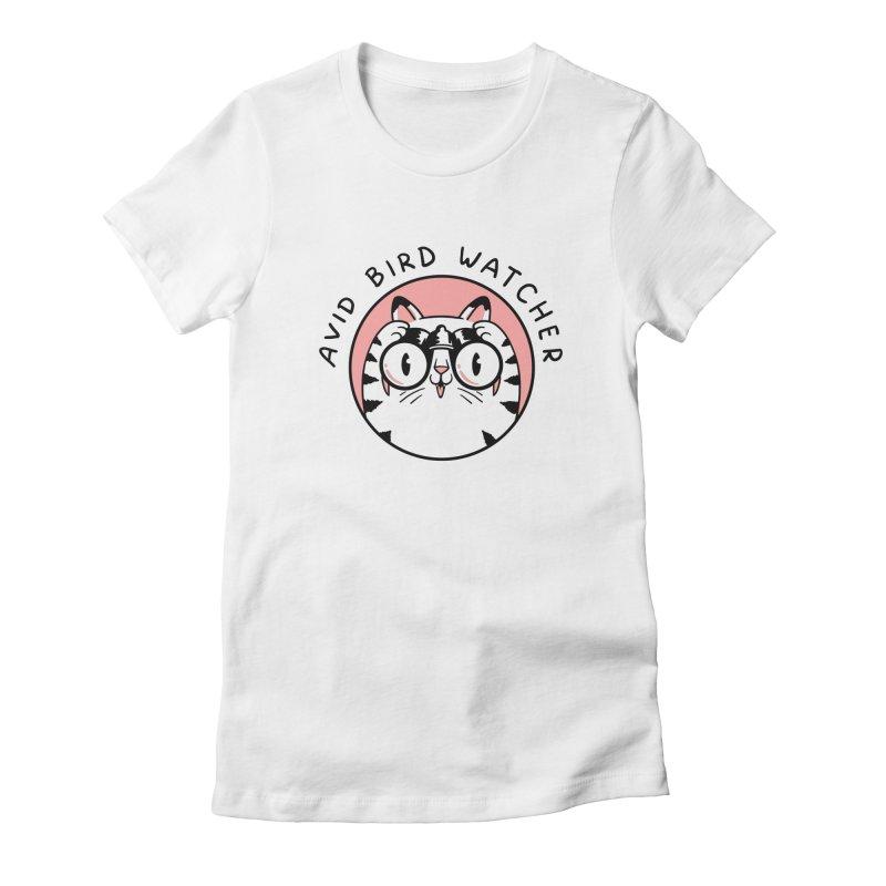 Avid Bird Watcher Women's T-Shirt by Jake Giddens' Shop