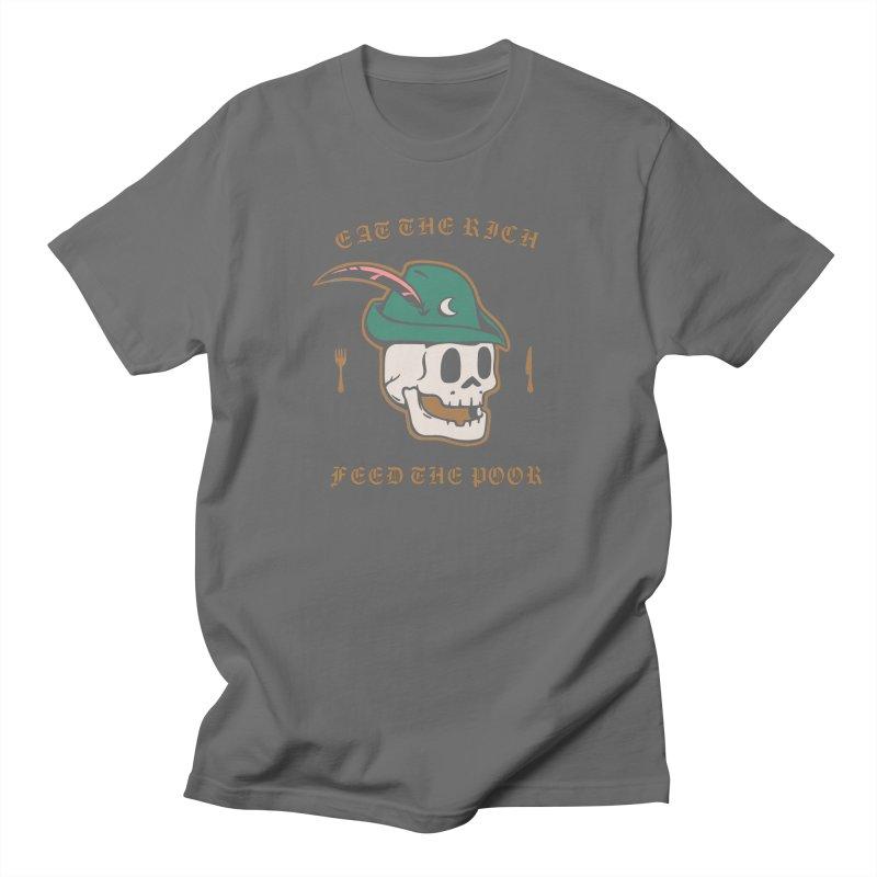 Eat the Rich Men's T-Shirt by Jake Giddens' Shop