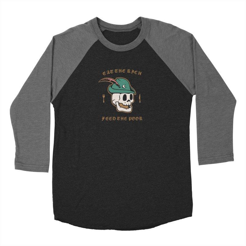 Eat the Rich Women's Longsleeve T-Shirt by Jake Giddens' Shop