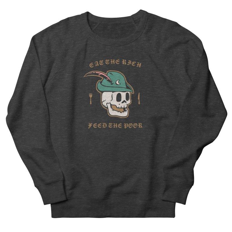 Eat the Rich Women's Sweatshirt by Jake Giddens' Shop