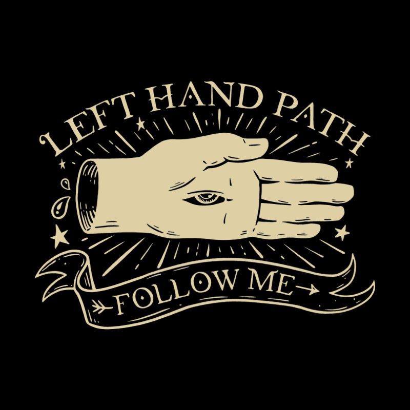 Left Hand Path Women's T-Shirt by Jake Giddens' Shop