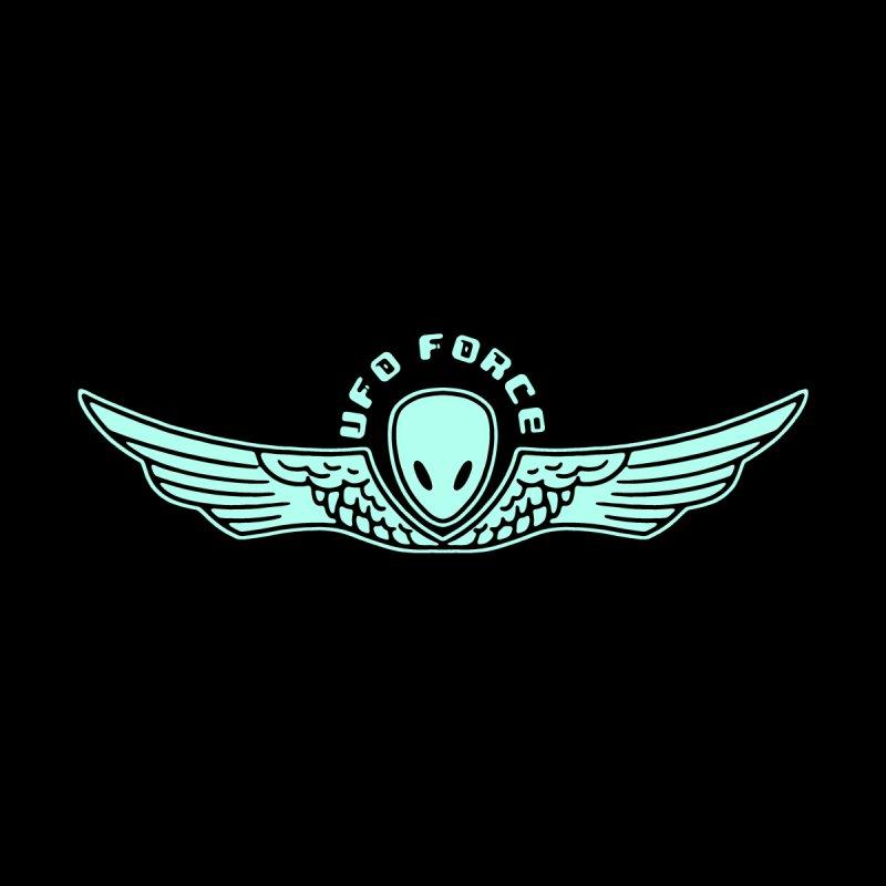 UFO Force Women's V-Neck by Jake Giddens' Shop