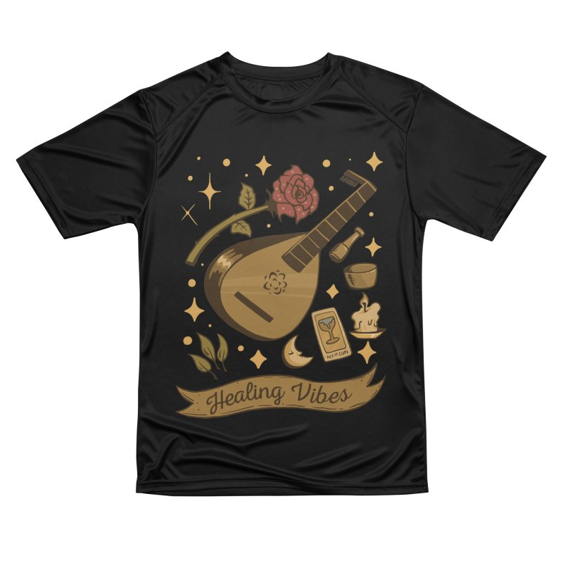 Healing Vibes Women's T-Shirt by Jake Giddens' Shop