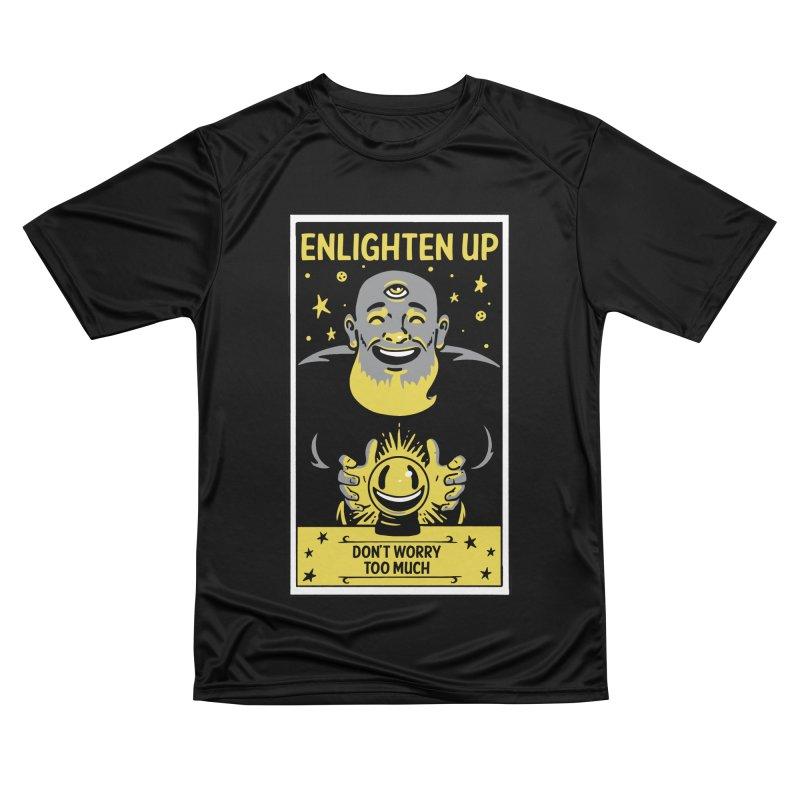 Enlighten Up Women's T-Shirt by Jake Giddens' Shop