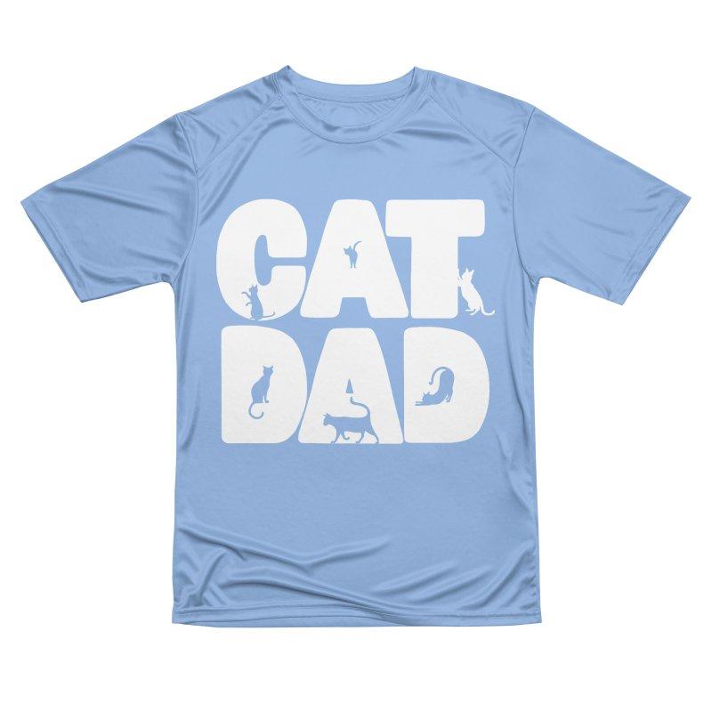 Cat Dad Women's T-Shirt by Jake Giddens' Shop
