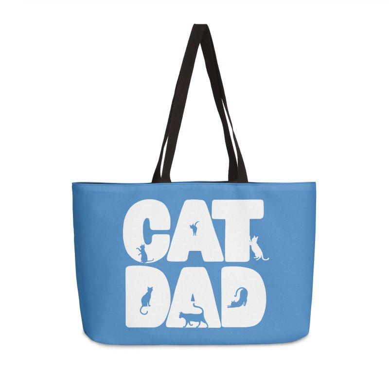 Cat Dad Accessories Bag by Jake Giddens' Shop