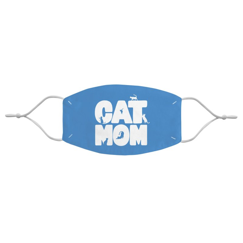 Cat Mom Accessories Face Mask by Jake Giddens' Shop