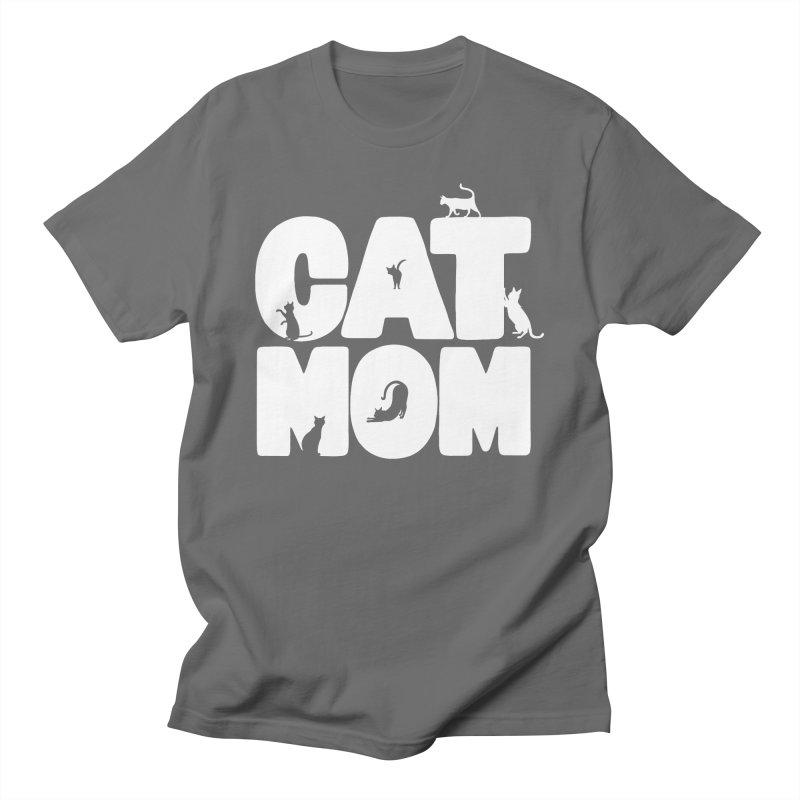 Cat Mom Men's T-Shirt by Jake Giddens' Shop