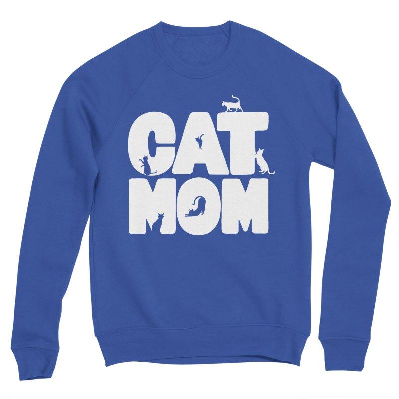Cat Mom Men's Sweatshirt by Jake Giddens' Shop