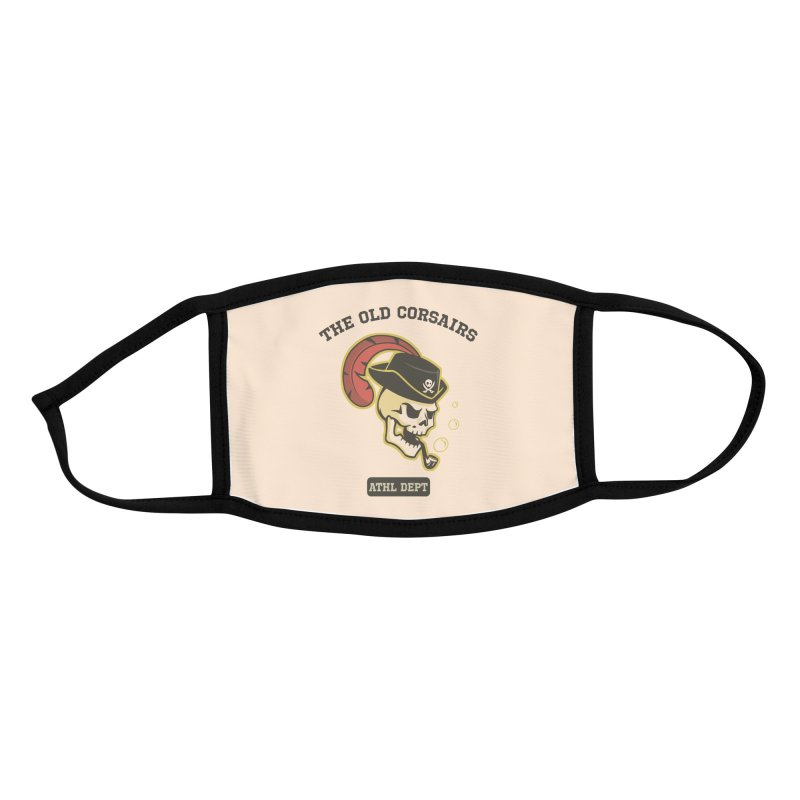 The Old Corsairs Accessories Face Mask by Jake Giddens' Shop
