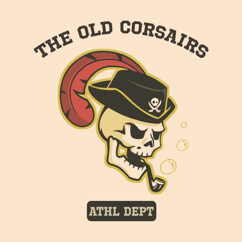 The Old Corsairs Home Stretched Canvas by Jake Giddens' Shop