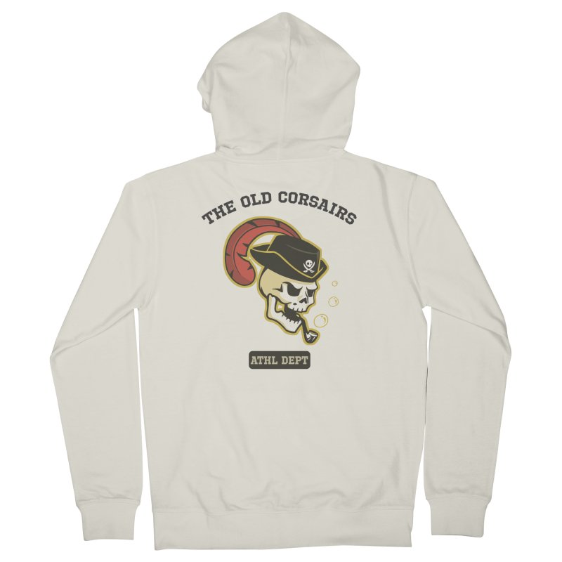 The Old Corsairs Men's Zip-Up Hoody by Jake Giddens' Shop