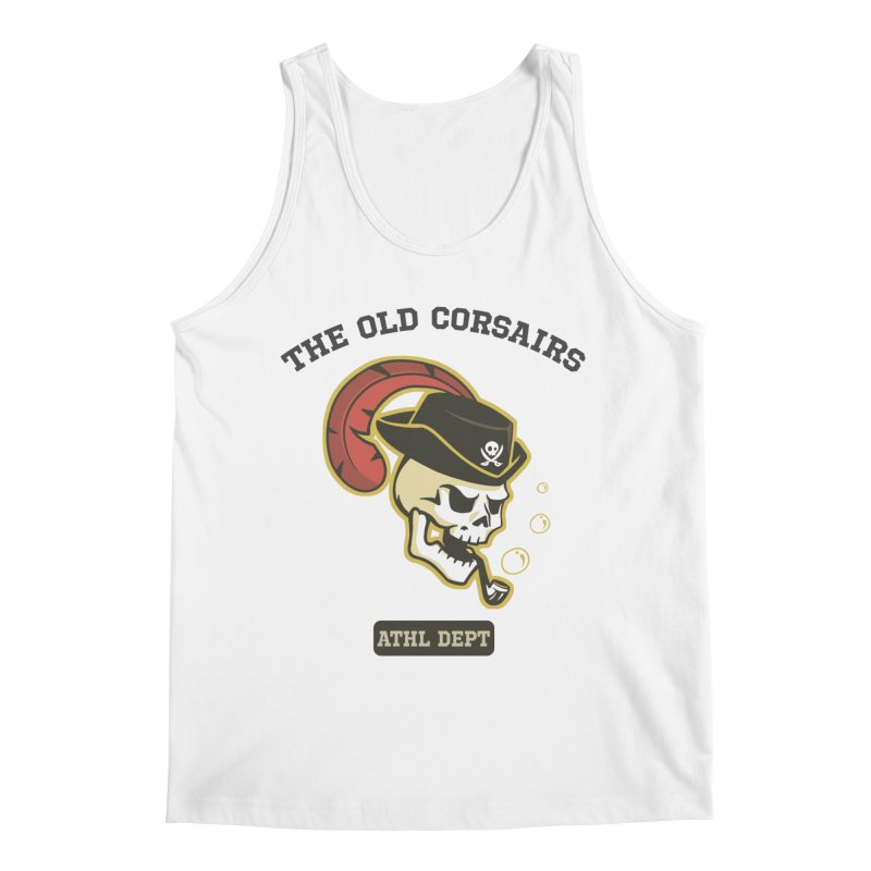 The Old Corsairs Men's Tank by Jake Giddens' Shop