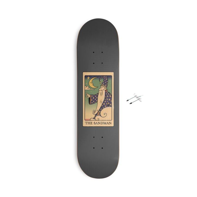 The Sandman Tarot Accessories Skateboard by Jake Giddens' Shop