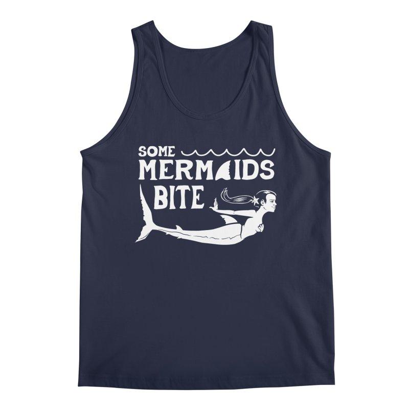 Some Mermaids Bite Men's Regular Tank by Jake Giddens' Shop