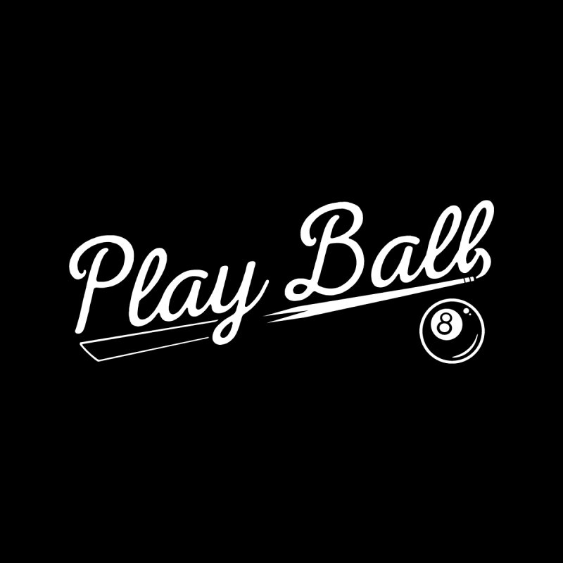 Play (8) Ball Men's T-Shirt by Jake Giddens' Shop