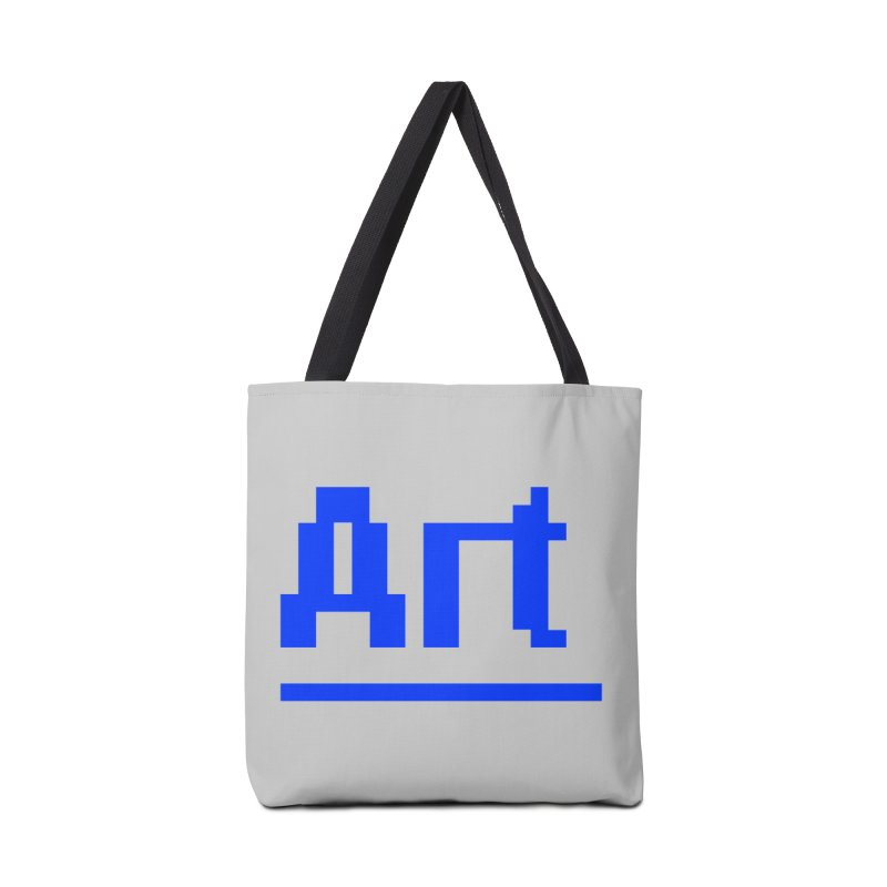 Art Accessories Bag by Jake Nickell