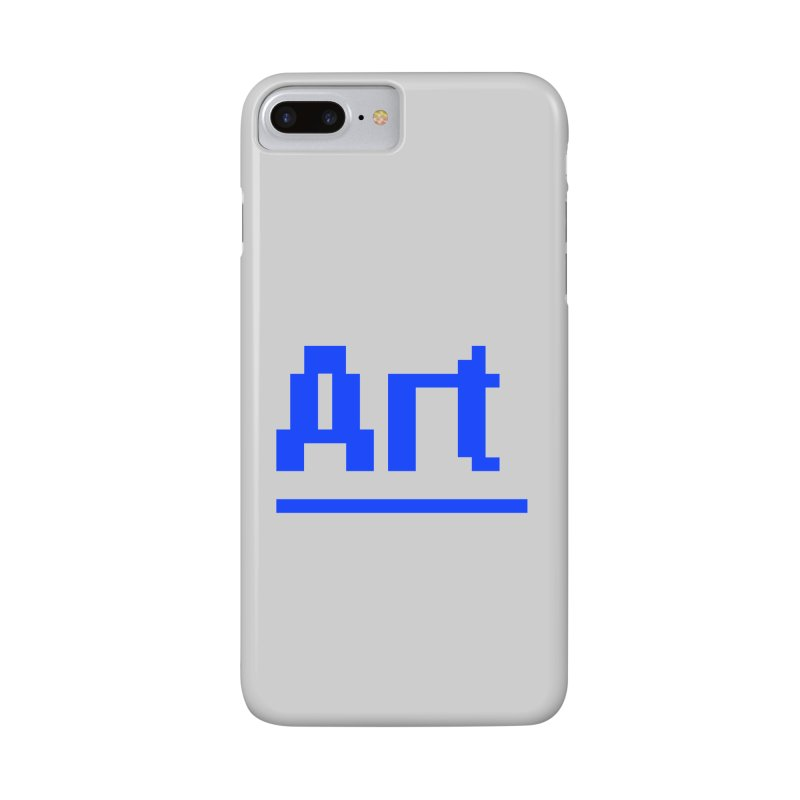 Art Accessories Phone Case by Jake Nickell