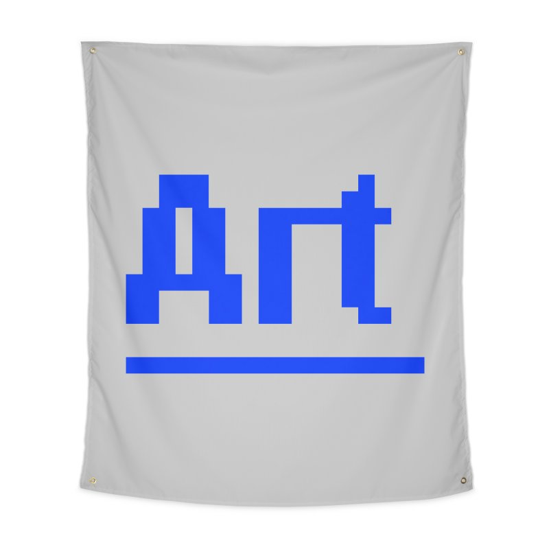 Art Home Tapestry by Make with Jake Nickell, The Coolest Dude on Earth!