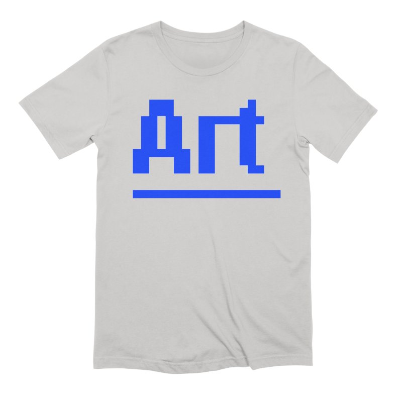 Art Men's Extra Soft T-Shirt by Make with Jake Nickell, The Coolest Dude on Earth!