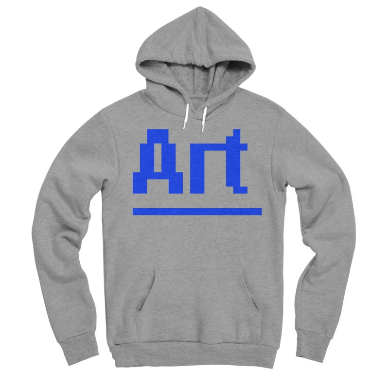 Art Women's Sponge Fleece Pullover Hoody by Make with Jake Nickell, The Coolest Dude on Earth!
