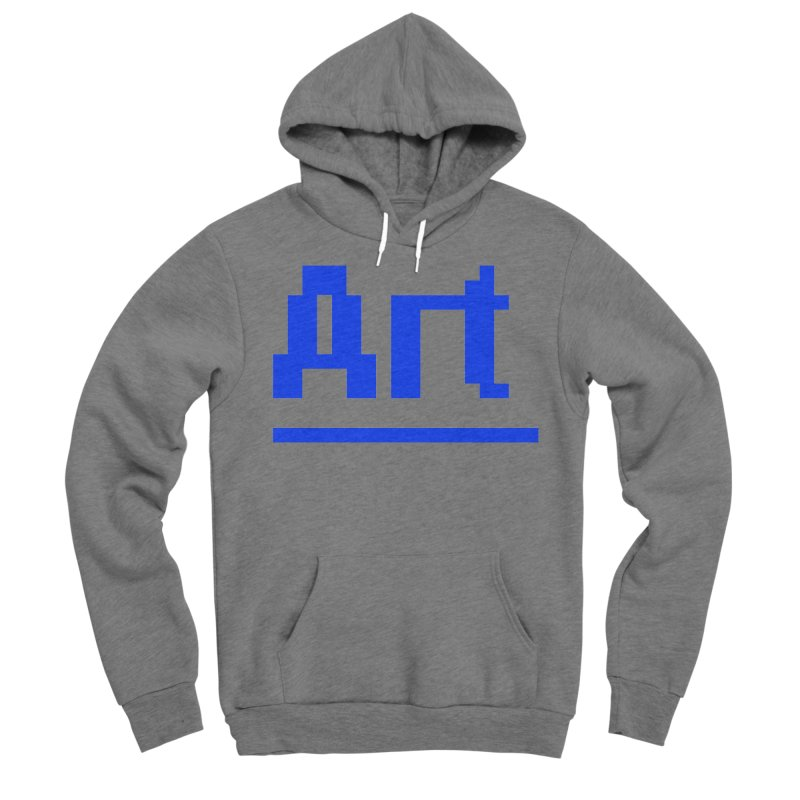 Art Men's Pullover Hoody by Make with Jake Nickell, The Coolest Dude on Earth!