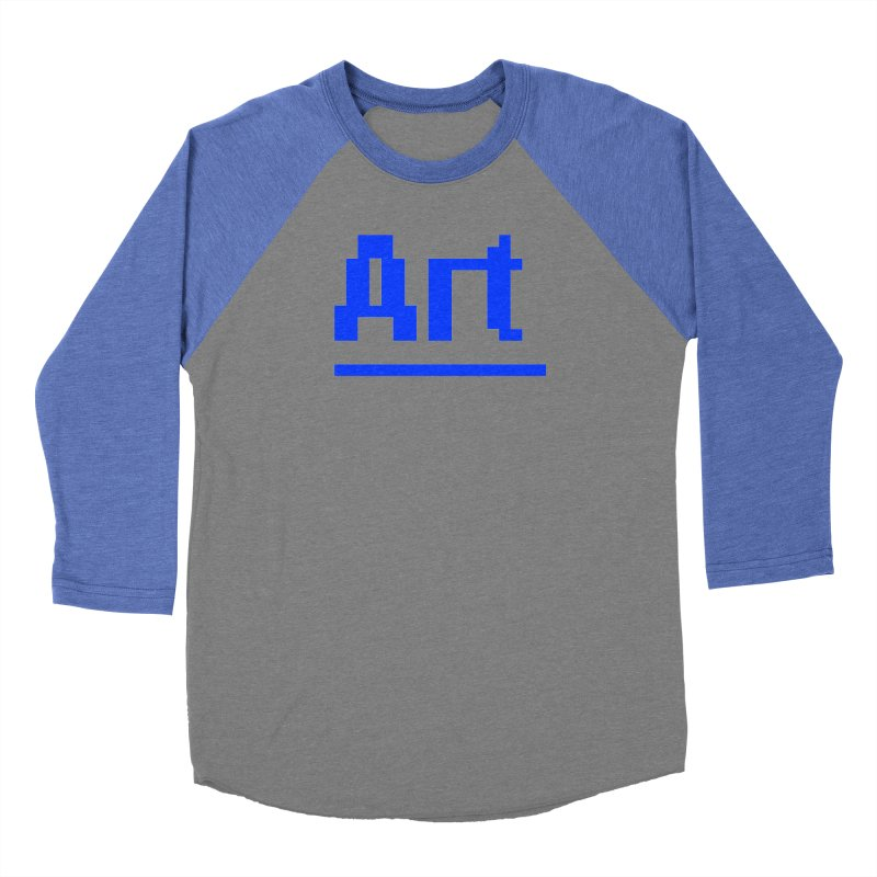 Art Men's Longsleeve T-Shirt by Make with Jake Nickell, The Coolest Dude on Earth!