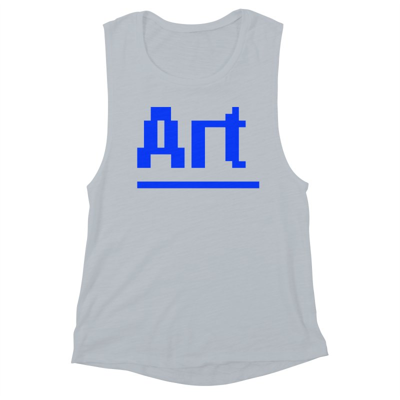 Art Women's Tank by Make with Jake Nickell, The Coolest Dude on Earth!
