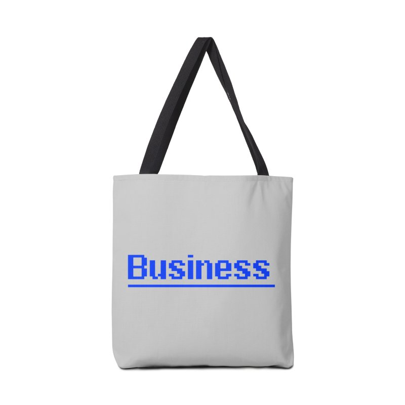 Business Accessories Bag by Jake Nickell