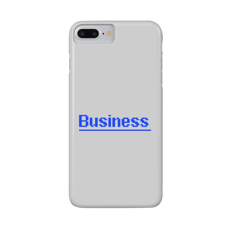 Business Accessories Phone Case by Jake Nickell