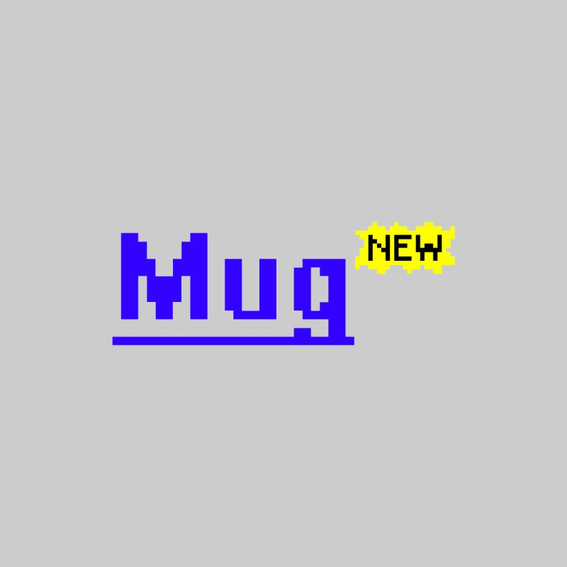 Mug by Jake Nickell