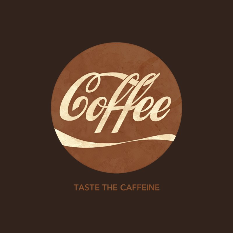 Taste the Caffeine Men's T-Shirt by JalbertAMV's Artist Shop