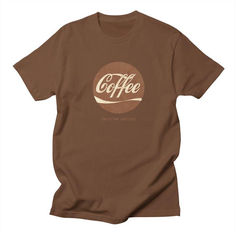 Taste the Caffeine Men's  by JalbertAMV's Artist Shop