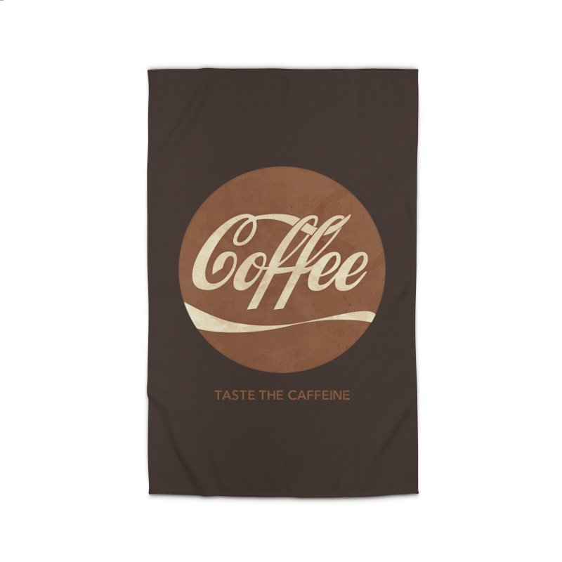 Taste the Caffeine Home Rug by JalbertAMV's Artist Shop
