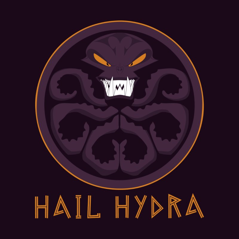 Hail HYDRA by JalbertAMV's Artist Shop