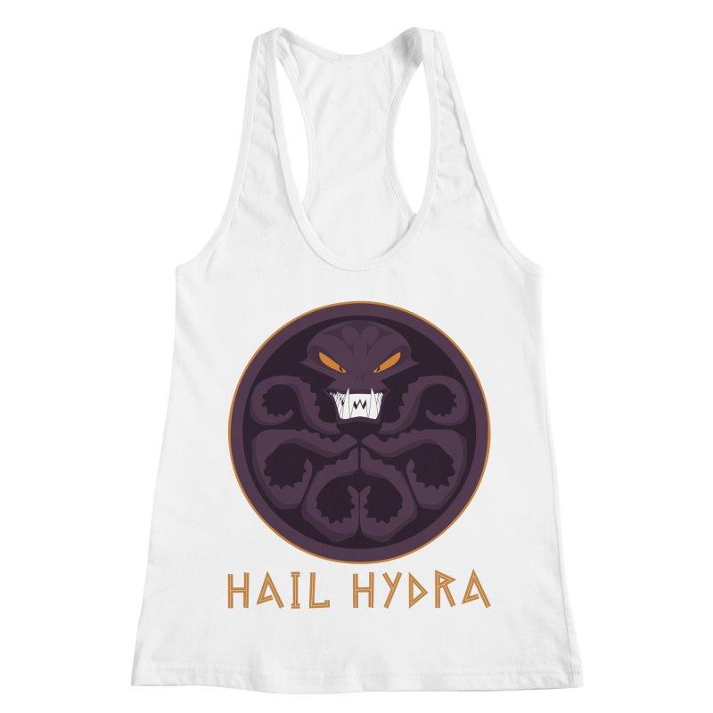 Hail HYDRA Women's Racerback Tank by JalbertAMV's Artist Shop