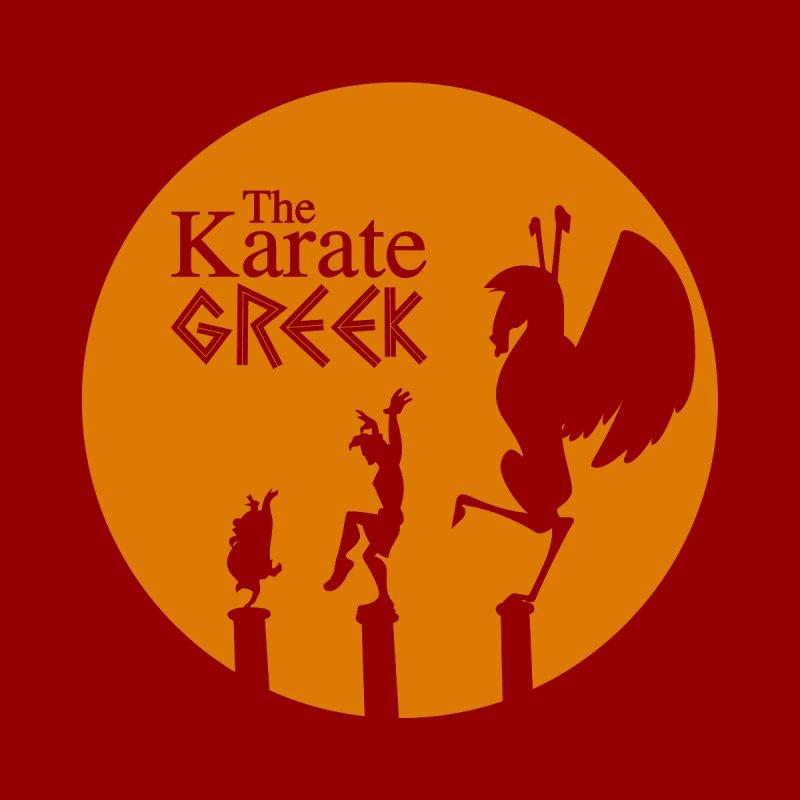 The Karate Greek Women's Tank by JalbertAMV's Artist Shop