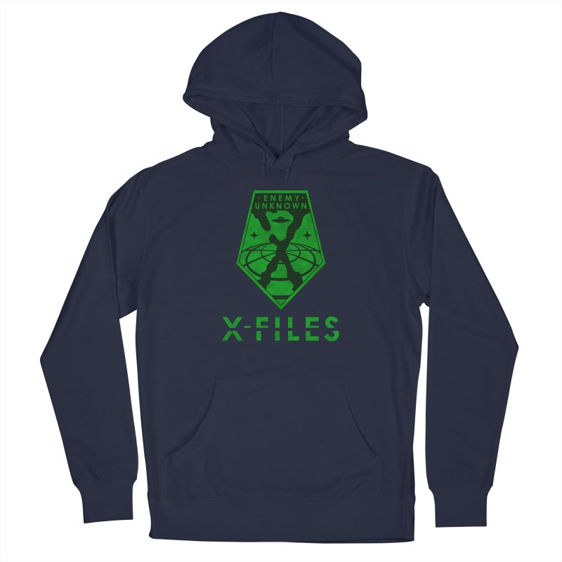 X-FILES: Enemy Unknown Men's Pullover Hoody by JalbertAMV's Artist Shop